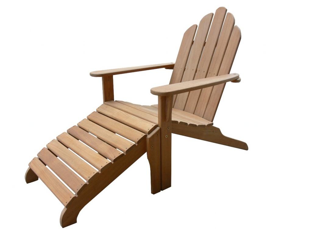 Coussin Pour Fauteuil Adirondack fauteuil adirondack - la hutte mobilier