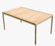 Table Boston ( 210 )
