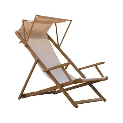 Transat riviera la hutte mobilier for Transats chaises longues